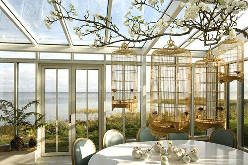 Фотография: Кухня и столовая в стиле , Декор интерьера, Дом, Декор дома, Праздник – фото на InMyRoom.ru