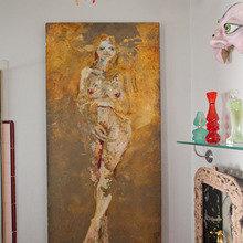 Фотография: Декор в стиле Эклектика, Квартира, Дома и квартиры, Лос-Анджелес – фото на InMyRoom.ru