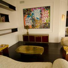 Фото из портфолио Квартира на Арбате – фотографии дизайна интерьеров на INMYROOM