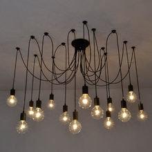 Потолочный светильник Edison Chandelier artevaluce
