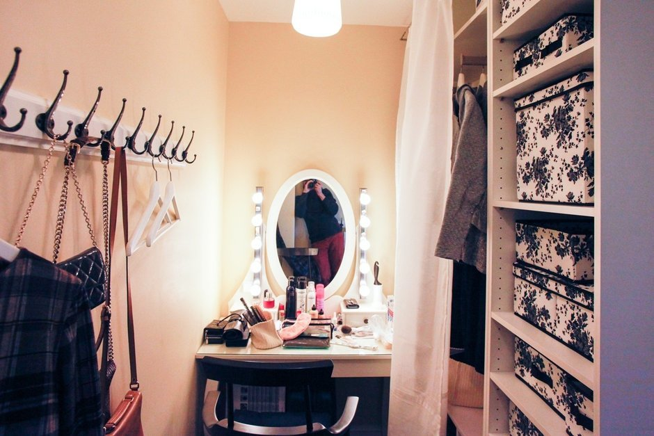 Фотография:  в стиле Современный, Малогабаритная квартира, Квартира, Дома и квартиры, IKEA – фото на InMyRoom.ru