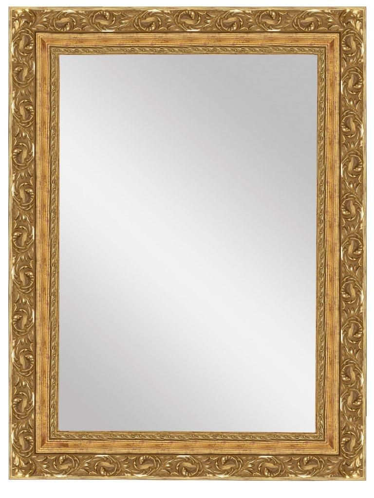 Купить Настенное зеркало Живая классика яркое золото , inmyroom, Россия