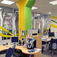 Фото из портфолио Оформление офиса компании Фишер – фотографии дизайна интерьеров на InMyRoom.ru