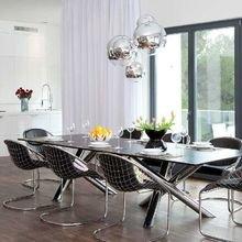 Фотография: Кухня и столовая в стиле Минимализм,  – фото на InMyRoom.ru
