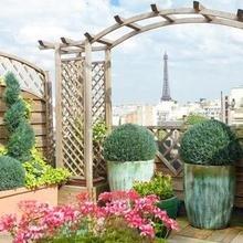 Фотография: Ландшафт в стиле , Квартира, Дома и квартиры, Париж, Moscow Sotheby's International Realty – фото на InMyRoom.ru