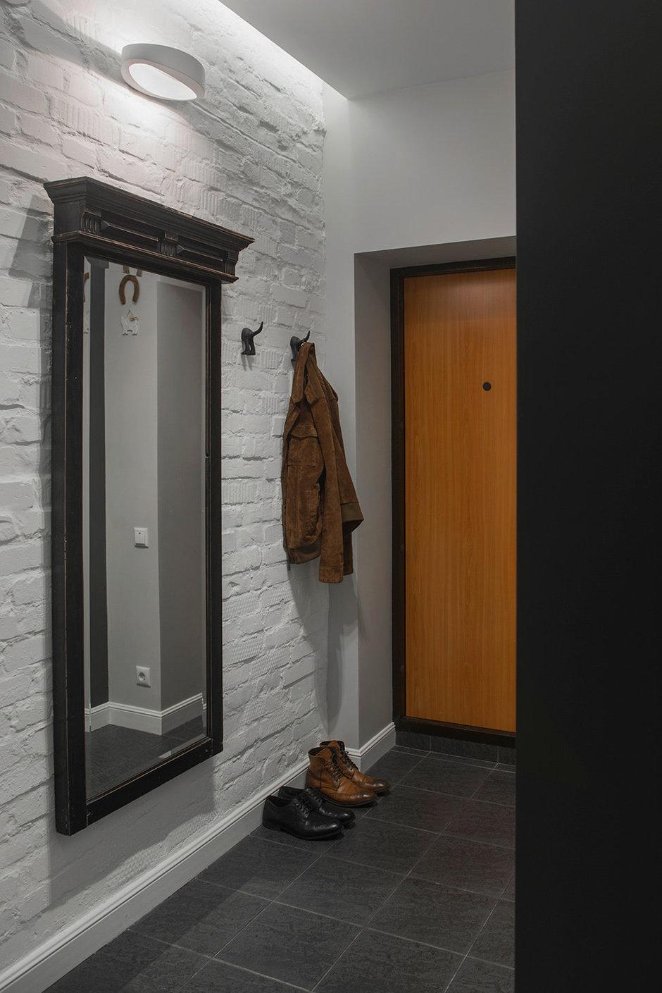 Фотография: Прихожая в стиле , Малогабаритная квартира, Квартира, Дома и квартиры, IKEA, Проект недели, Хрущевка – фото на InMyRoom.ru