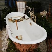 Фотография: Ванная в стиле Кантри, Классический, Современный, Индустрия, События, Лондон, B&B Italia – фото на InMyRoom.ru
