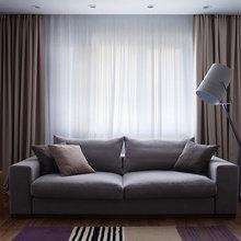 Фотография: Гостиная в стиле Лофт, Декор интерьера, Квартира, Дома и квартиры, Проект недели – фото на InMyRoom.ru