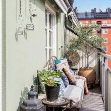 Фото из портфолио Vulcanusgatan 11 – фотографии дизайна интерьеров на INMYROOM