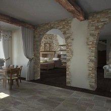 Фото из портфолио Moscow#2 House ( Casa Toscana ) – фотографии дизайна интерьеров на InMyRoom.ru