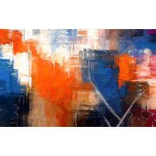 Картина (репродукция, постер): Color panel No. 1