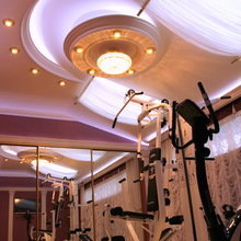 Фото из портфолио Роскошные аппартаменты – фотографии дизайна интерьеров на InMyRoom.ru