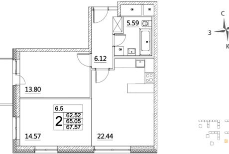 Выбор квартиры и ее перепланировка