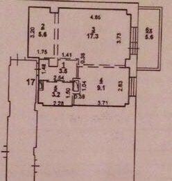 Помогите с перепланировкой 1 комн квартиры
