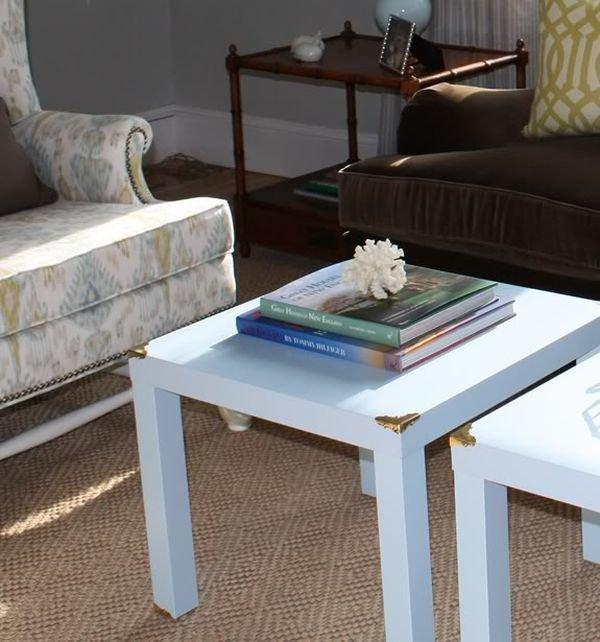 Фотография: Гостиная в стиле Классический, Современный, Декор интерьера, Мебель и свет, IKEA, Переделка – фото на InMyRoom.ru
