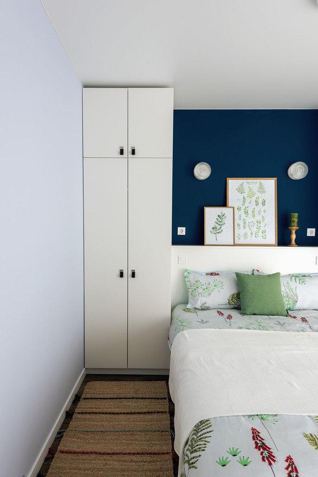 Фотография: Спальня в стиле Современный, Квартира, Проект недели, PLANiUM, 2 комнаты, 40-60 метров, Киевская область, Каринель Мусий – фото на INMYROOM