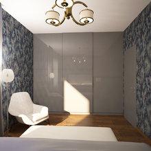 Фотография: Спальня в стиле  – фото на InMyRoom.ru