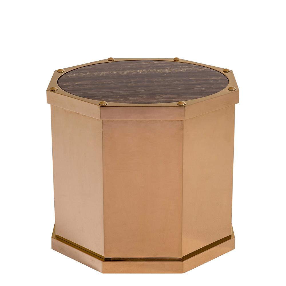 Купить Приставной журнальный столик Van Roon Royce со столешнице из мрамора, inmyroom, Нидерланды