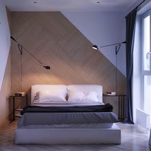Фото из портфолио Квартира ТАИ – фотографии дизайна интерьеров на INMYROOM