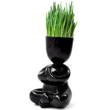 Набор для выращивания eco йог в черном
