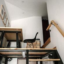 Фото из портфолио Мансарда архитектора в Москве от buro5 – фотографии дизайна интерьеров на INMYROOM