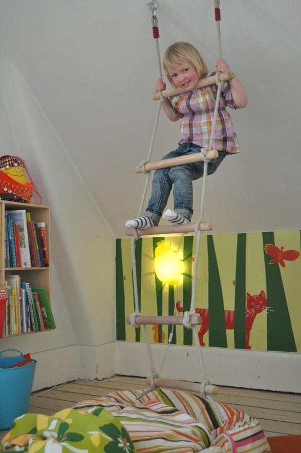 Фотография: Детская в стиле Современный, Интерьер комнат – фото на InMyRoom.ru