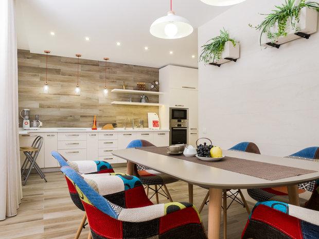 Фотография: Кухня и столовая в стиле Современный, Советы, Гид, как оформить кухонный фартук, энциклопедия_отделка – фото на INMYROOM