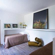 Фотография: Спальня в стиле Скандинавский, Дом, Франция, Дома и квартиры, Фьюжн – фото на InMyRoom.ru