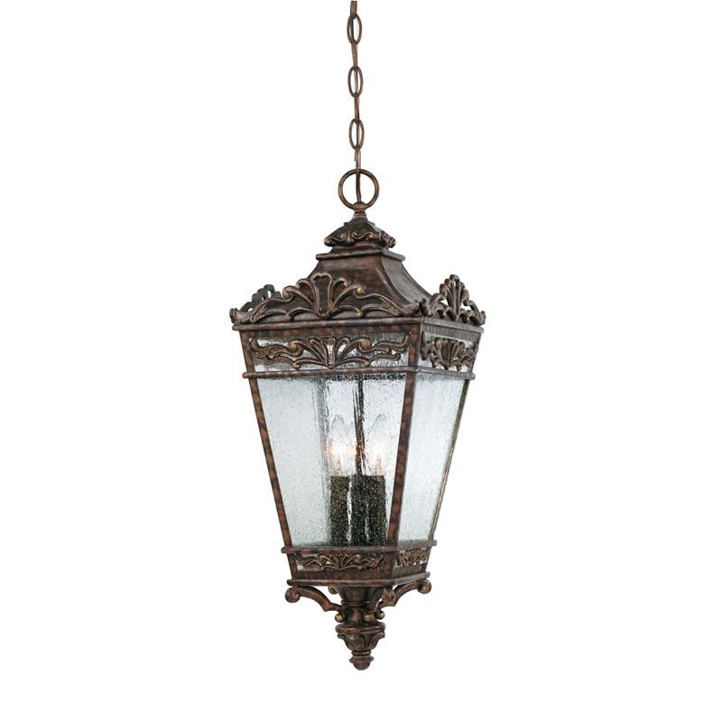 Подвесной уличный светильник Maguire Savoy House из кованного металла