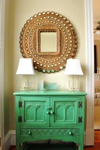 Фотография: Мебель и свет в стиле Восточный, Декор интерьера, Дизайн интерьера, Цвет в интерьере – фото на InMyRoom.ru