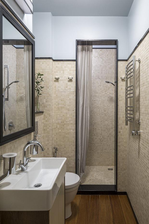 Фото из портфолио Квартира на Вавилова – фотографии дизайна интерьеров на INMYROOM