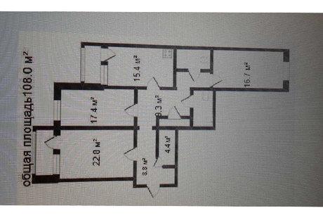 Помогите определится с планировкой перед покупкой квартиры. Перепланировку будем точно делать