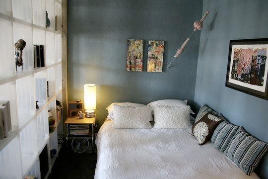 Фотография: Спальня в стиле Современный, Декор интерьера, Декор дома, Ширма, Перегородки – фото на InMyRoom.ru