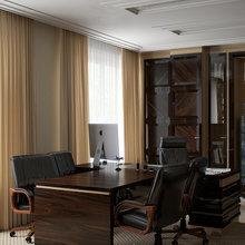 Фото из портфолио Кабинет руководителя – фотографии дизайна интерьеров на INMYROOM