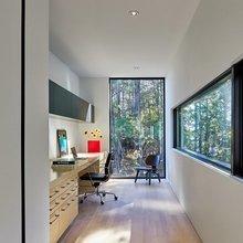 Фото из портфолио ЯРКИЙ ДОМ с панорамными окнами и великолепным видом – фотографии дизайна интерьеров на INMYROOM