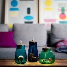 Фотография: Аксессуары в стиле Лофт, Современный, Декор интерьера, Мебель и свет, Лампа – фото на InMyRoom.ru