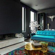 Фото из портфолио Мягкая мебель в интерьере – фотографии дизайна интерьеров на InMyRoom.ru