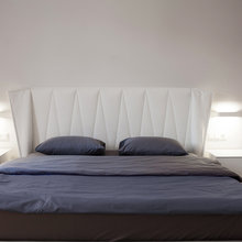 Фотография: Спальня в стиле Минимализм, Проект недели – фото на InMyRoom.ru