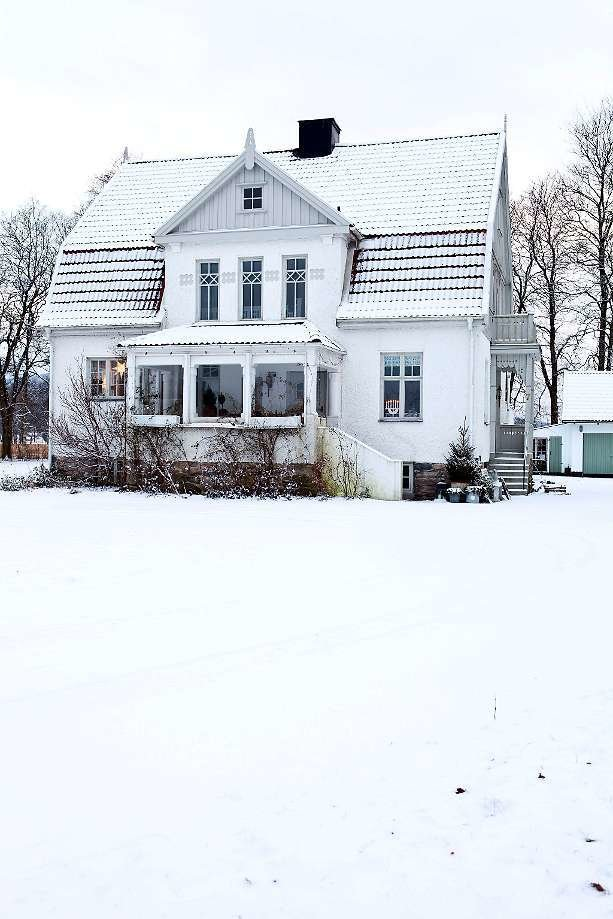 Фотография: Архитектура в стиле Прованс и Кантри, Дом, Дома и квартиры – фото на INMYROOM