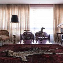 Фотография: Гостиная в стиле Эклектика, Декор интерьера, Квартира, Дома и квартиры – фото на InMyRoom.ru