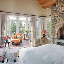 Фотография: Спальня в стиле Кантри, Декор интерьера, Квартира, Декор, Советы – фото на InMyRoom.ru