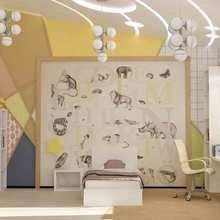 Фото из портфолио Реализация проекта квартиры, Аптекарская набережная – фотографии дизайна интерьеров на InMyRoom.ru