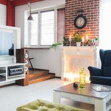 Фото из портфолио Дизайн квартиры (метро Сходненская) – фотографии дизайна интерьеров на INMYROOM