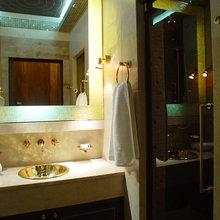Фото из портфолио Квартира  в современном стиле,  ул.Большая Якиманка – фотографии дизайна интерьеров на InMyRoom.ru
