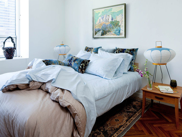 Фотография: Спальня в стиле Восточный,  – фото на InMyRoom.ru