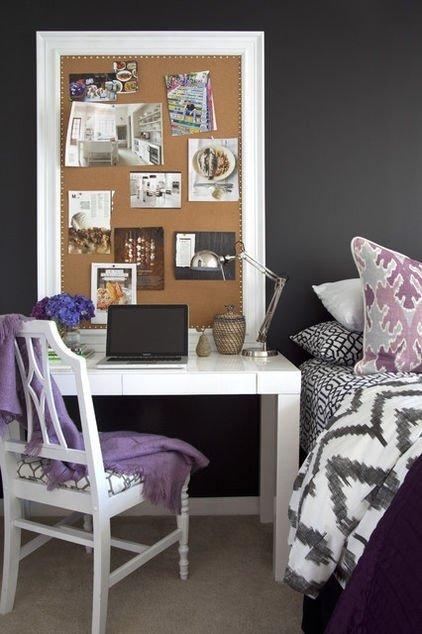 Фотография: Прочее в стиле , Кабинет, Интерьер комнат – фото на InMyRoom.ru