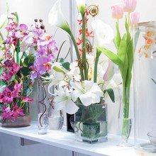 Фотография: Флористика в стиле , Эклектика, Декор интерьера, DIY, Текстиль – фото на InMyRoom.ru