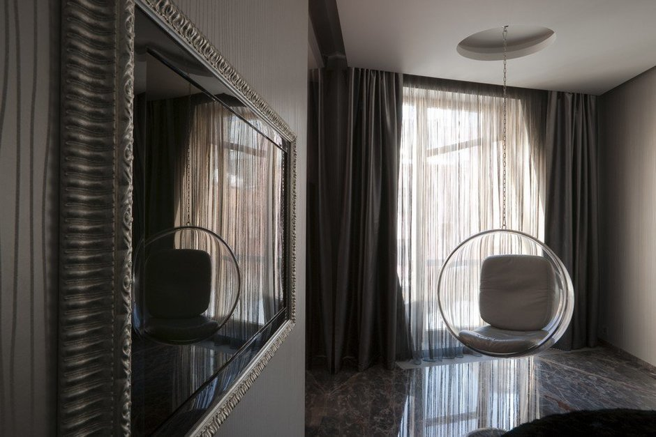 Фотография:  в стиле Современный, Квартира, Дома и квартиры, Москва – фото на InMyRoom.ru