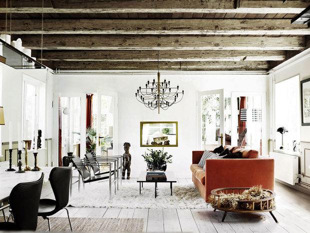 Фотография:  в стиле , Скандинавский, Дом, Дания, Дом и дача – фото на InMyRoom.ru