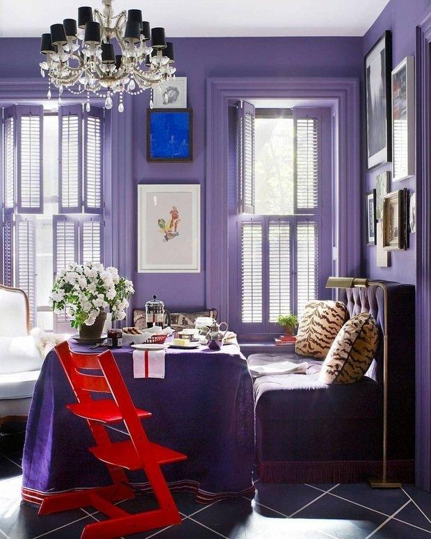 Фотография: Кухня и столовая в стиле Эклектика, Советы, Вероника Ковалева, Artbaza.Studio – фото на InMyRoom.ru